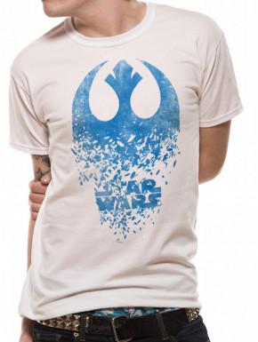 Camiseta Star Wars Alianza Rebelde