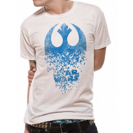 Camiseta Star Wars Alianza Rebelde