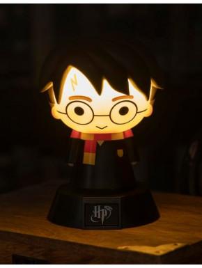 Mini Lámpara Harry Potter Kawaii