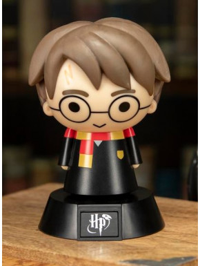 Mini Lámpara Harry Potter Kawaii