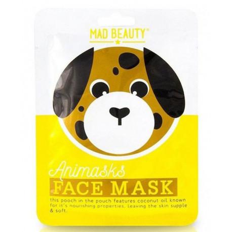 Mascarilla facial Perro Animask Mad Beauty