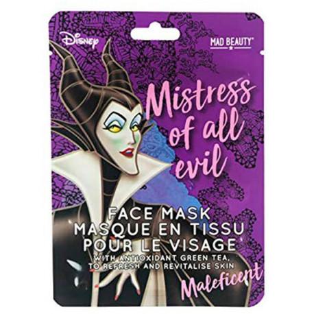 Mascarilla facial Maléfica Villanas Disney