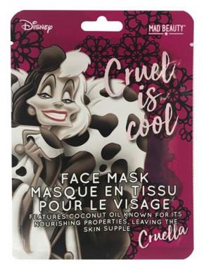 Mascarilla facial Cruella de Vil Disney