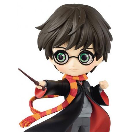 Figura Harry Potter Bandai Q Posket 14 cm