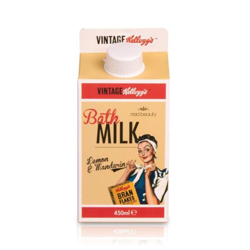 Leche de ba o kellogg 39 s 50 39 s vintage solo 7 90 - Bano de leche ...