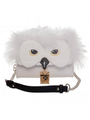 Bolso de mano con cadena Hedwig Harry Potter