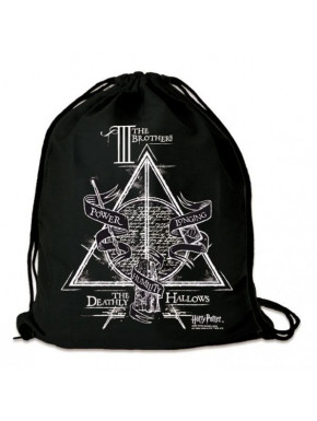 Bolsa de tela Three Brothers Harry Potter