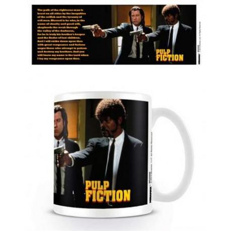 Taza Pulp Fiction Guns