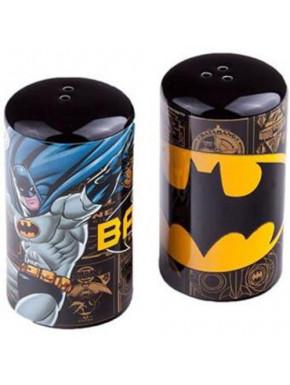 Salero y Pimentero Batman y Logo