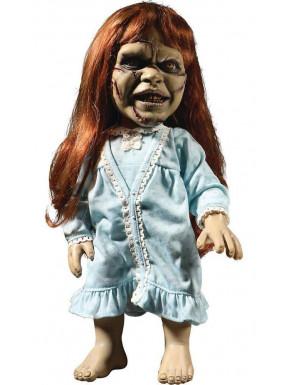 Muñeca Regan El Exorcista Parlante 40 cm Mezco Toys