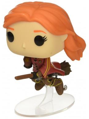 Funko Pop! Ginny Weasley en escoba