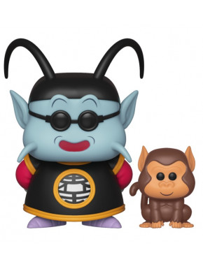 Funko Pop! King Kai & Bubbles Dragon Ball Z