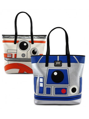 Bolso Loungefly Star Wars R2-D2/BB-8