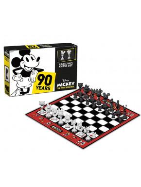 Ajedrez Mickey Disney Edición Coleccionista