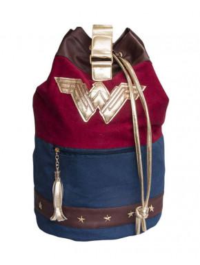 Mochila Saco Wonder Woman