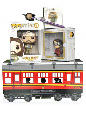 Hogwarts express Multi Funko Mistery Box Harry Potter