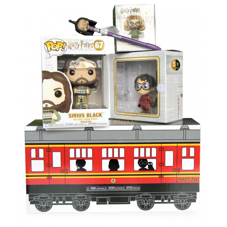 Hogwarts express Multi Funko Mistery Box Harry Potter