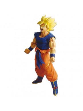 Figura Dragon Ball Goku Super Saiyan Banpresto Legend Battle