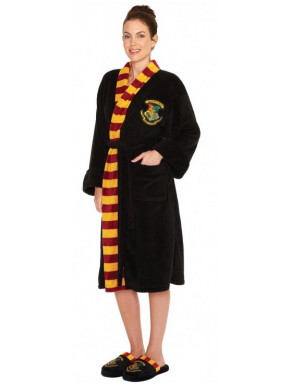 Albornoz polar chica Harry Potter Hogwarts
