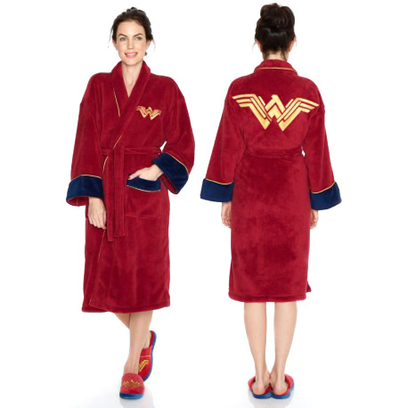 Albornoz Polar Wonder Woman Batman vs Superman DC Cómics