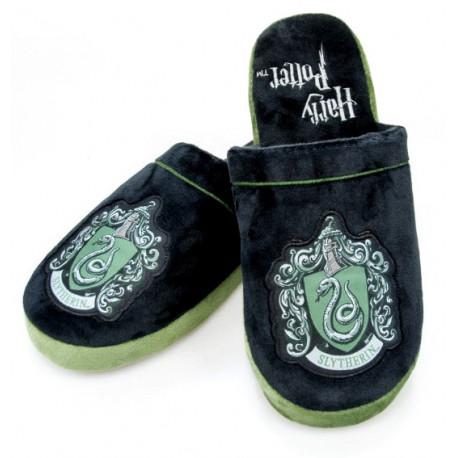 Zapatillas Harry Potter Slytherin
