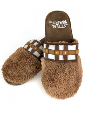 Zapatillas Star Wars Chewbacca Peluche