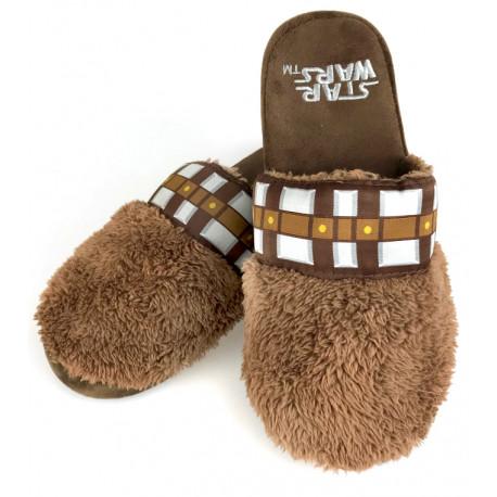 Zapatillas Star Wars Chewbacca Peluche
