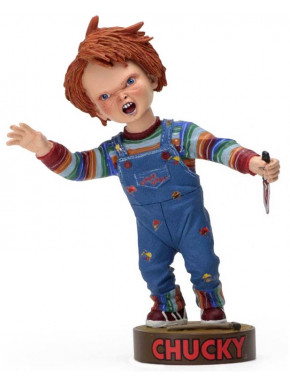 Figura Chucky Neca Head Knocker 18 cm