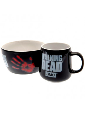 Set Taza + Bol The Walking Dead