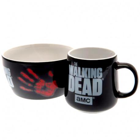 Set Taza + Bol The Walking Dead