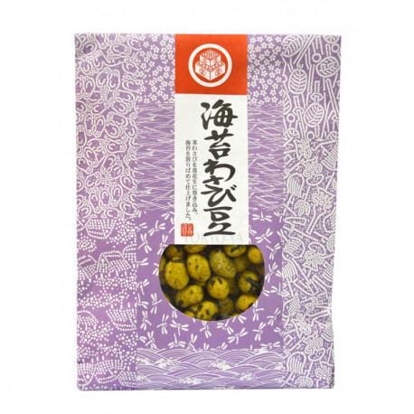 Cacahuete con Crujiente de Wasabi y Nori
