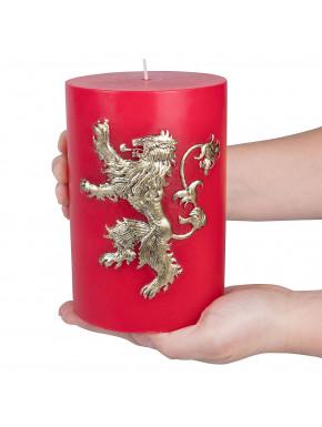 Vela Deluxe XL Juego de Tronos Lannister