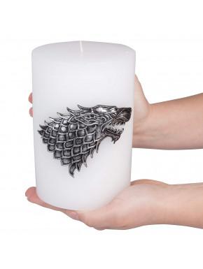 Vela Deluxe XL Juego de Tronos Stark
