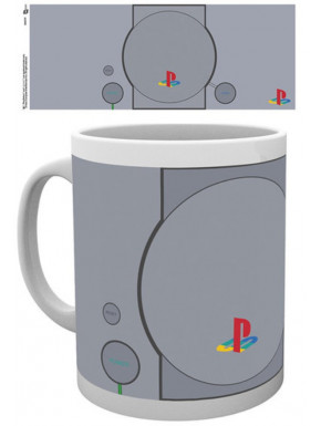 Taza Playstation Consola