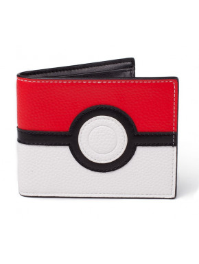 Cartera Pokeball Pokemon