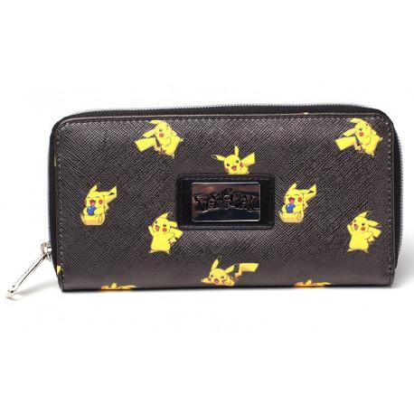 Cartera Billetera Pikachu Pokemon