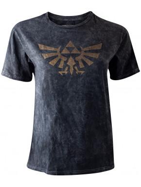 Camiseta chica Zelda Vintage
