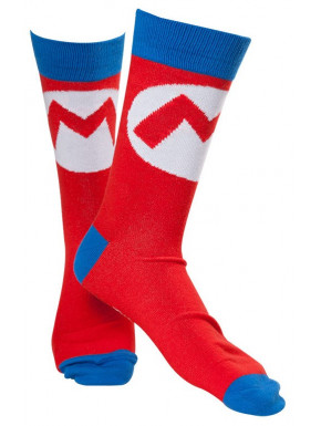 Calcetines Super Mario