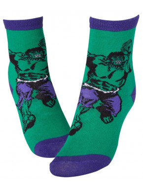 Calcetines Hulk Marvel