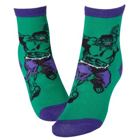 Calcetines Hulk Marvel