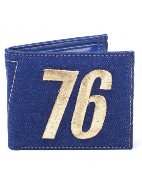 Cartera Fallout Vintage Denim