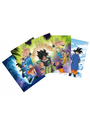 Postales Dragon Ball