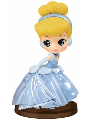 Figura Cenicienta Disney Banpresto Q Posket 7 cm