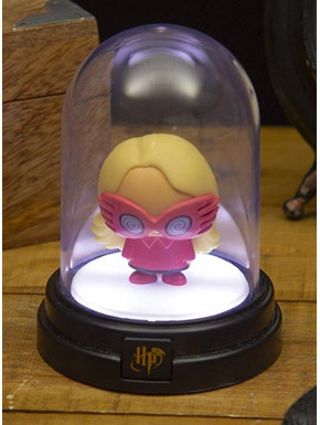 Mini Lámpara Harry Potter Luna Lovegood Kawaii