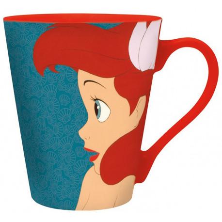 Taza Ariel La Sirenita Disney