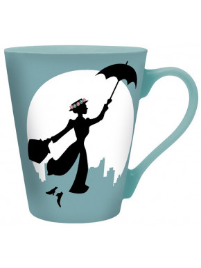 Taza Mary Poppins Disney Supercalifragilist