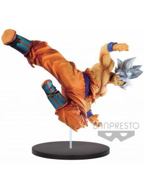 Figura Dragon Ball Goku Super Saiyan 25 cm Banpresto Legend Battle