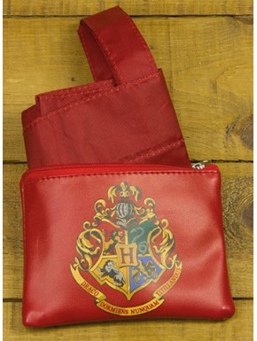 Bolsa Plegable Harry Potter Hogwarts con Monedero