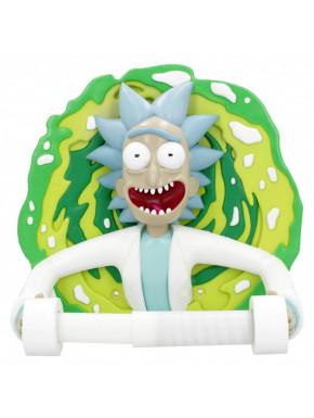 Portarollos Rick y Morty Rick Deluxe
