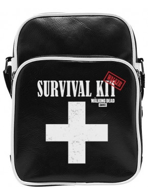 Bandolera vertical Survival Kit Walking Dead